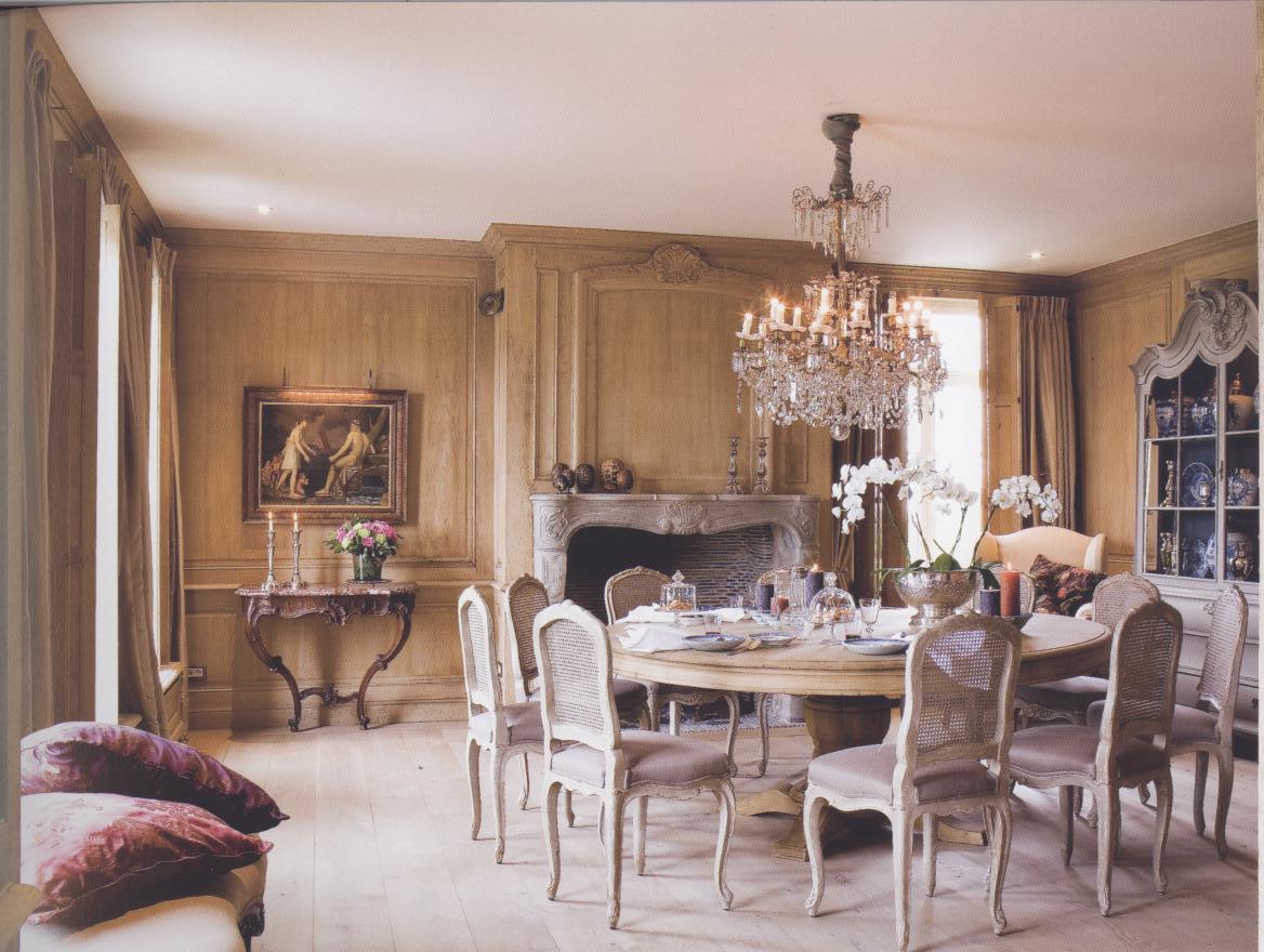 Armadi e boiserie mobilificio - Sala pranzo ...