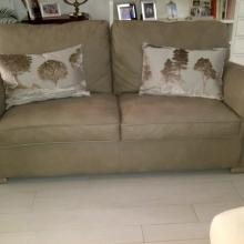 1 divano Garda Camoscio
