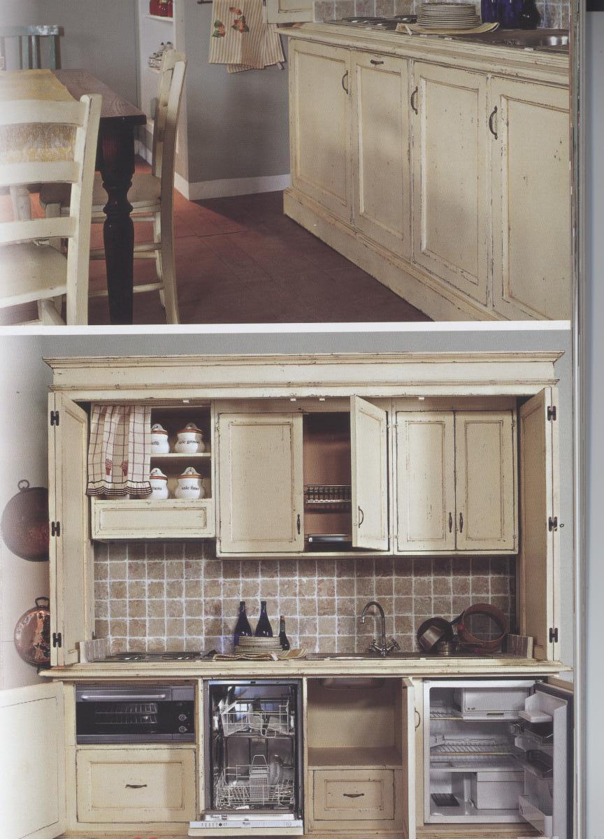 Cucine in armadio cucine a scomparsa prezzi with cucine - Ante scorrevoli cucina ikea ...