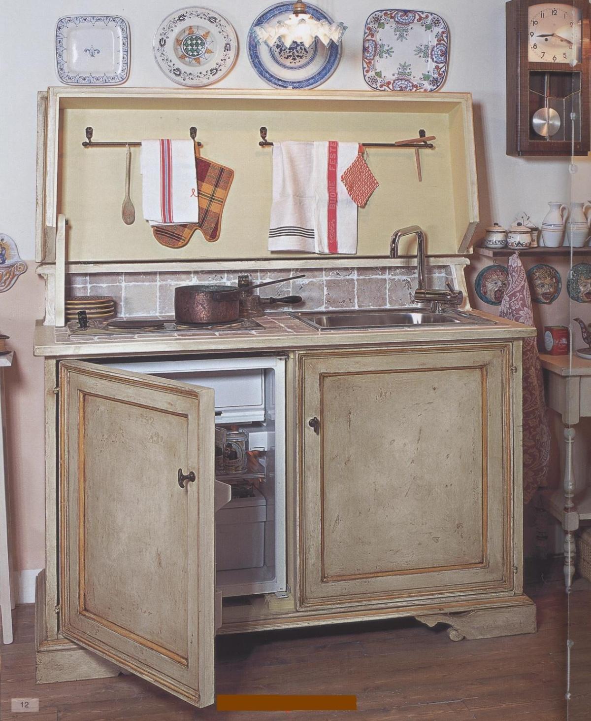 Cucine mobilificio in piemonte for Credenza cucina