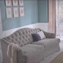 GIACOMO capitonné +tondo divano 001