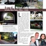 A casa di... Michael e Jutta Mandel