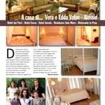 A casa di... Vera e Edda Volpe - Alassio